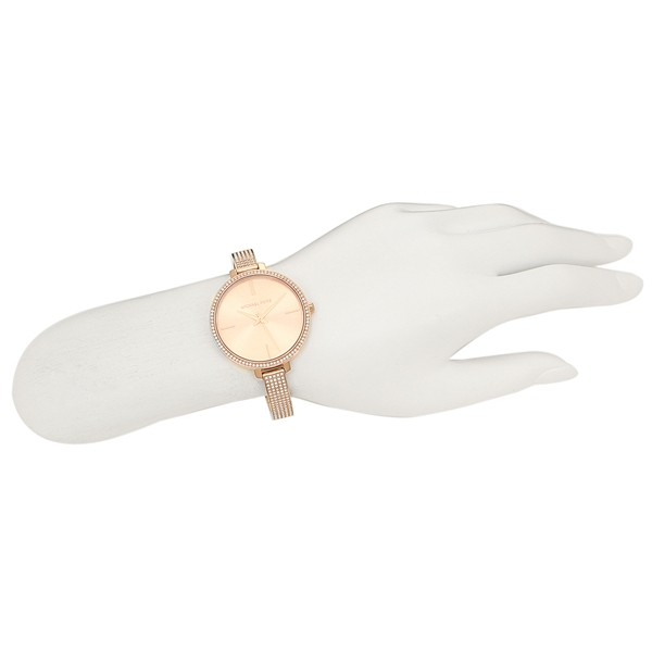 Brand Shop Axes Michael Kors Watch Lady S Michael Kors Mk3785 Rose