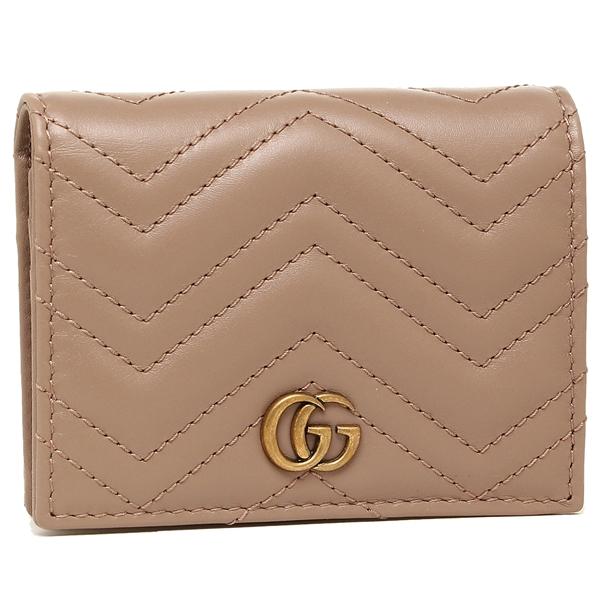 on sale 0f203 9e154 Gucci card case Lady's GUCCI 466492 DRW1T 5729 pink beige