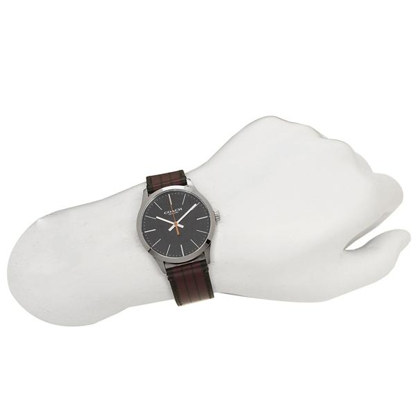 5e15086b2e82 コーチ 腕時計 メンズ アウトレット COACH W1545 MABK シルバー ブラック マルチカラー. ディーゼル DIESEL  クルーネックスウェット トレーナー メンズ S-JOE-SB ...