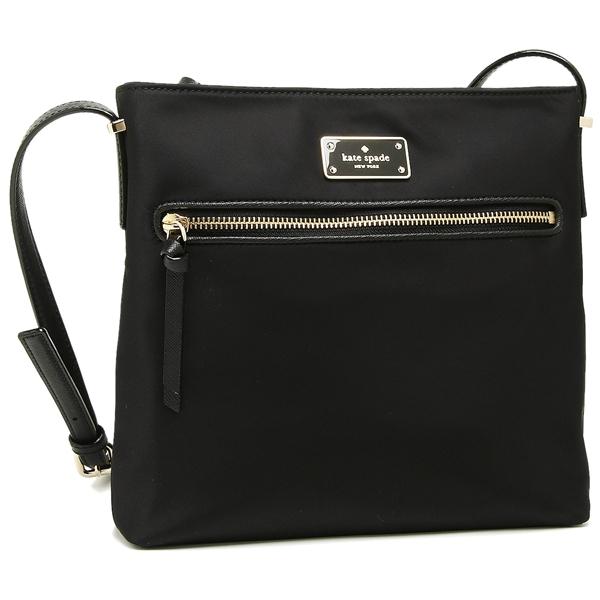 Kate Spade Shoulder Bag Outlet Lady S Wkru4713 001 Black