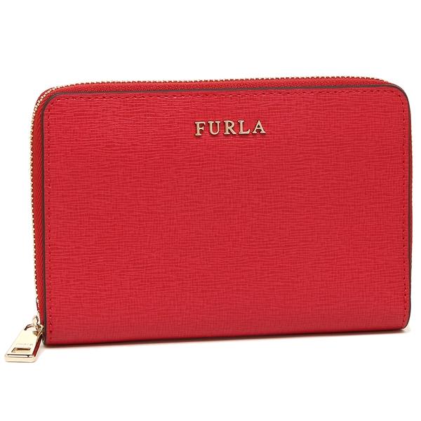 フルラ 折財布 レディース FURLA 922620 PT16 B30 RUB レッド