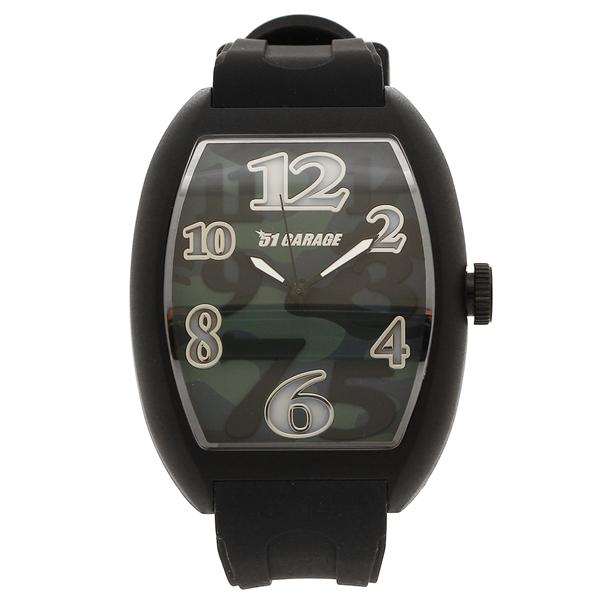 ゾンネ 腕時計 メンズ SONNE H020BK-CM ブラック カモフラージュ