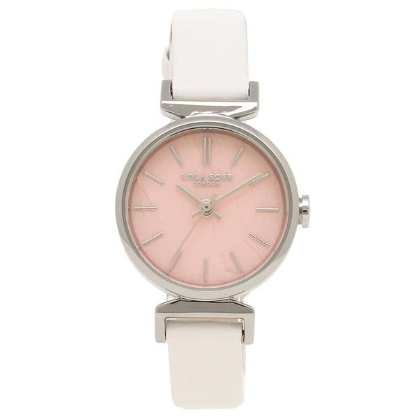 【4時間限定ポイント5倍】ローラローズ 腕時計 レディース Lola Rose LR2061 ホワイト ピンク