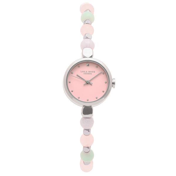 【2時間限定ポイント10倍】ローラローズ 腕時計 レディース Lola Rose LR4017 マルチカラー ピンク