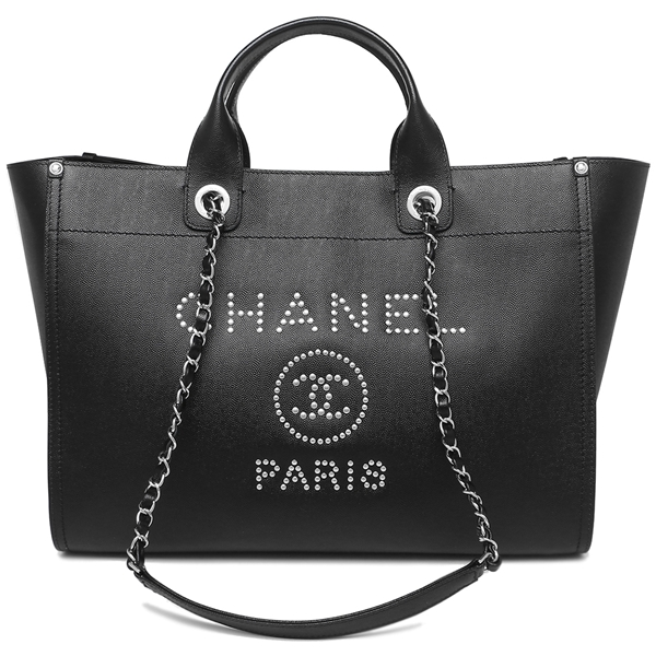 3fa24dcd7ca5 Chanel Tote Bag A57067 Black   Stanford Center for Opportunity ...
