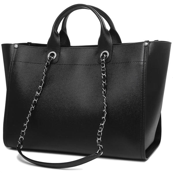 560e45760fb60a Chanel Tote Bag A57067 Black | Stanford Center for Opportunity ...