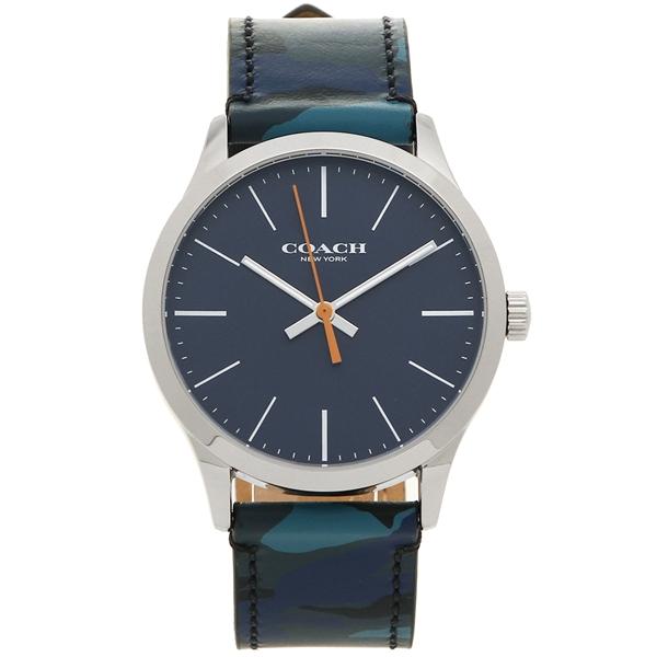 【4時間限定ポイント10倍】コーチ 腕時計 メンズ アウトレット COACH W1547 DYB カモフラージュ