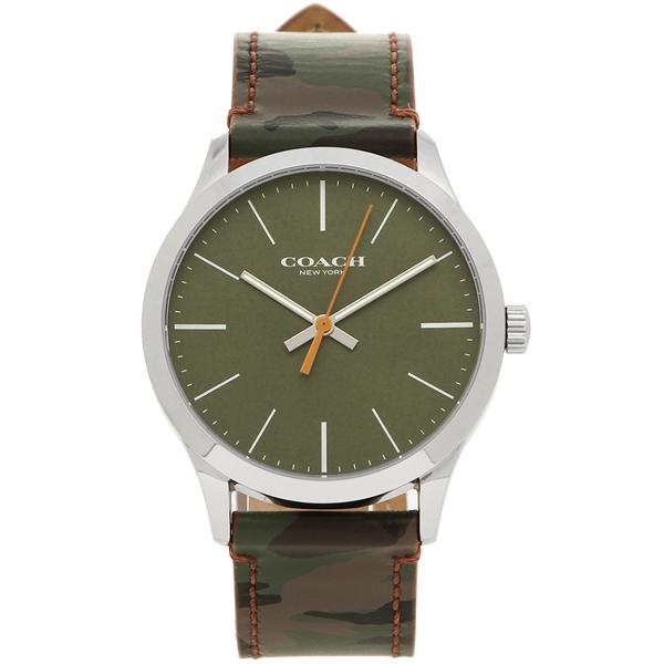 コーチ 腕時計 メンズ アウトレット COACH W1547 EC0 カモフラージュ