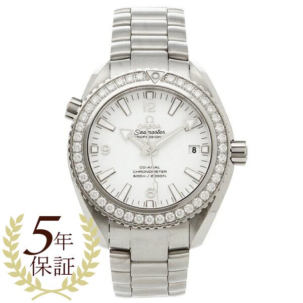 オメガ 腕時計 レディース OMEGA 232.15.42.21.04.001 シルバー ホワイト