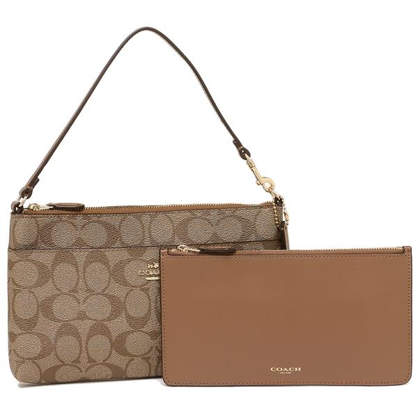 Coach Handbag Outlet Lady S F65806 Imbdx Khaki