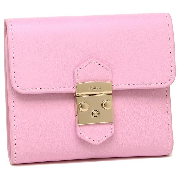 フルラ 二つ折財布 レディース FURLA 921904 PU28 GLC ピンク