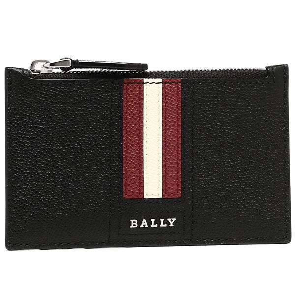 バリー カードケース メンズ BALLY 6221811 10 ブラック