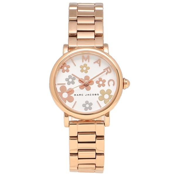 【24時間限定ポイント5倍】マークジェイコブス 腕時計 レディース MARC JACOBS MJ3582 ローズーゴールド シルバー