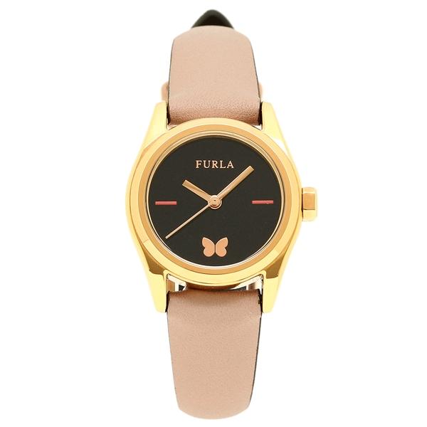 フルラ 腕時計 レディース FURLA 944130 W499 VIT G09 6M0 ピンクベージュ ゴールド ブラック