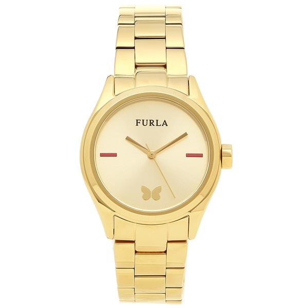 【返品OK】フルラ 腕時計 レディース FURLA 945454 R4253101533 W497 MT0 G0C CGD イエローゴールド