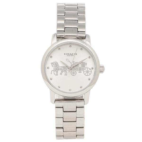 コーチ 腕時計 レディース COACH 14502975 シルバー