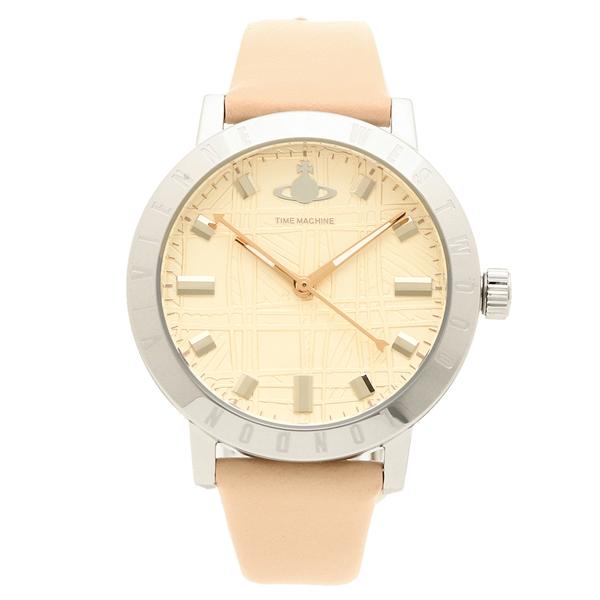 【26時間限定ポイント10倍】【返品OK】ヴィヴィアンウエストウッド 腕時計 レディース VIVIENNE WESTWOOD VV152LPKPK ピンク シルバー