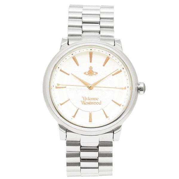 【2時間限定ポイント10倍】ヴィヴィアンウエストウッド 腕時計 レディース VIVIENNE WESTWOOD VV196SLSL シルバー