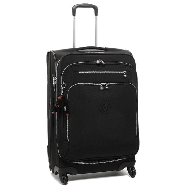 【4時間限定ポイント5倍】キプリング スーツケース メンズ/レディース KIPLING K15317 900 ブラック