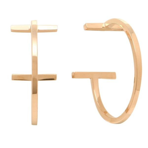 【2時間限定ポイント10倍】ティファニー ピアス アクセサリー レディース TIFFANY&Co. 34448124 ローズゴールド