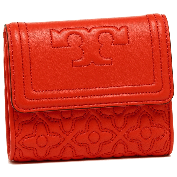 8d03e3eb9f0 Brand Shop AXES  Tolly Birch fold wallet outlet Lady s TORY BURCH ...