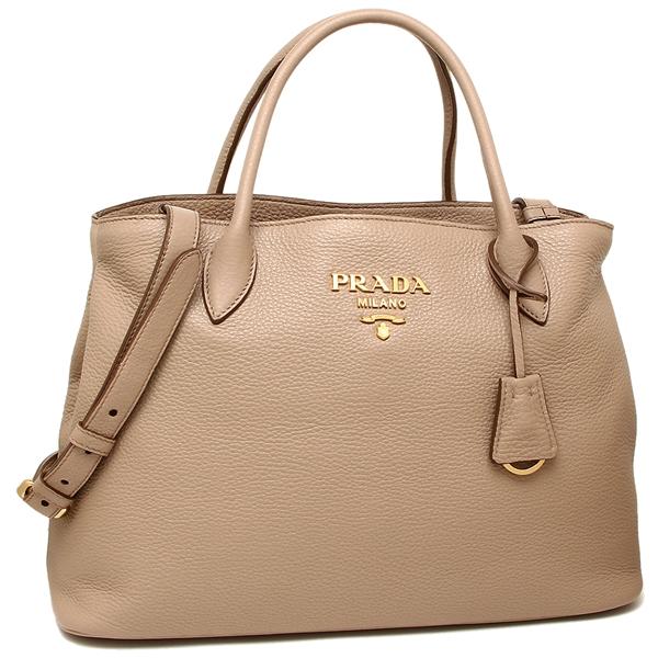 Brand Shop AXES  Prada tote bag Lady s PRADA 1BA579 2BBE F0770 beige ...