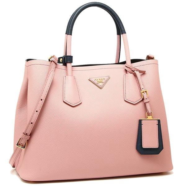 20afdf9adaee Brand Shop AXES  Prada tote bag Lady s PRADA 1BG775 2A4A F0776 pink ...