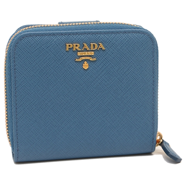 b3d6c445b918 Brand Shop AXES: Prada fold wallet Lady's PRADA 1ML522 QWA F0215 ...