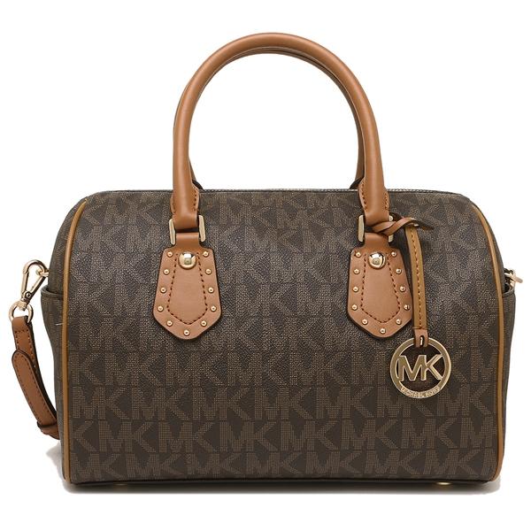 Michael Kors Handbag Shoulder Bag Outlet Lady S 35s8gxas6b Brn Acorn Brown