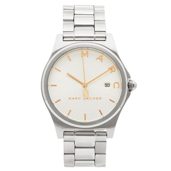【2時間限定ポイント10倍】マークジェイコブス 腕時計 レディース MARC JACOBS MJ3583 シルバー