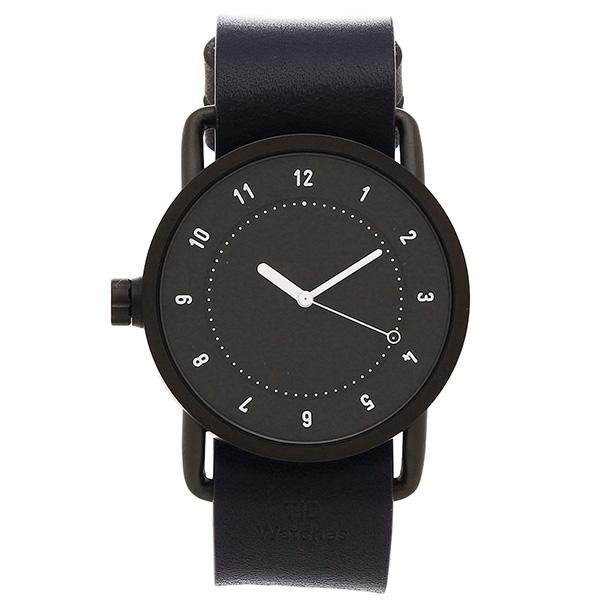 【返品OK】ティッドウォッチ 腕時計 メンズ/レディース TID01-BK/NV ブラック ネイビー TID Watches