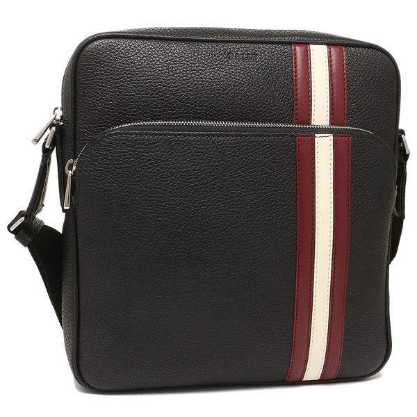 Barry Shoulder Bag Men Bally 6218289 Black