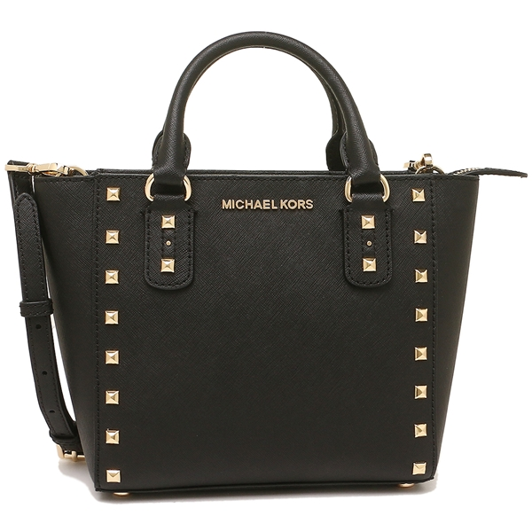 Michael Kors Tote Bag Shoulder Outlet Lady S 35h7gd1c1l Black