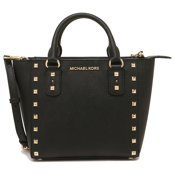 Michael Kors Tote Bag Shoulder Outlet Lady S 35h7gd1c1l Black