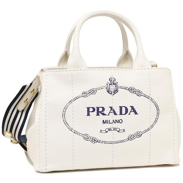 プラダ トートバッグ レディース PRADA 1BG439 ZKI ROO F0UB0 ホワイト トートバッグ PRADA ネイビー ネイビー, 葛飾区:5dc5e0cd --- sunward.msk.ru