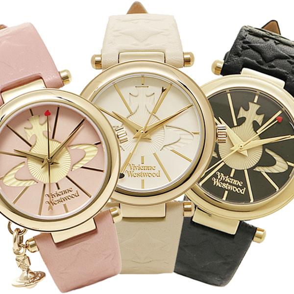 【6時間限定ポイント10倍】【返品OK】ヴィヴィアンウエストウッド 腕時計 VIVIENNE WESTWOOD VV006 ORB オーブ レディース腕時計ウォッチ 選べるカラー