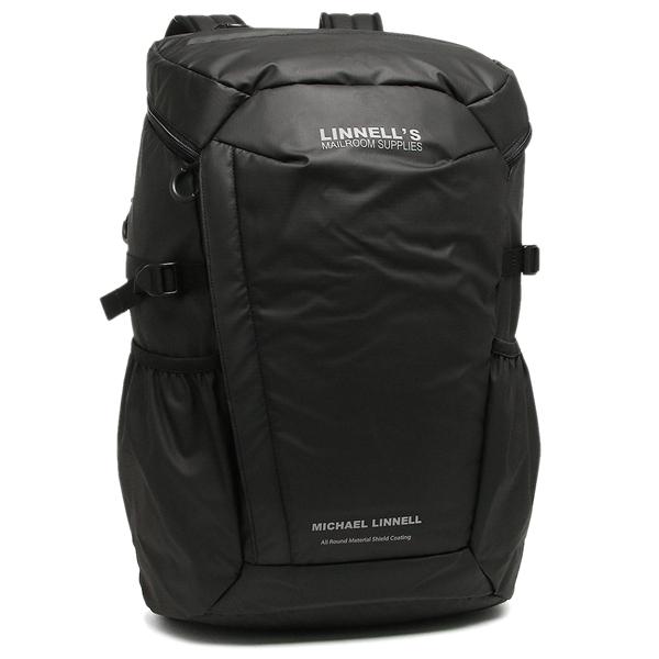 マイケルリンネル リュック メンズ MICHAEL LINNELL mlac-01 blk ブラック
