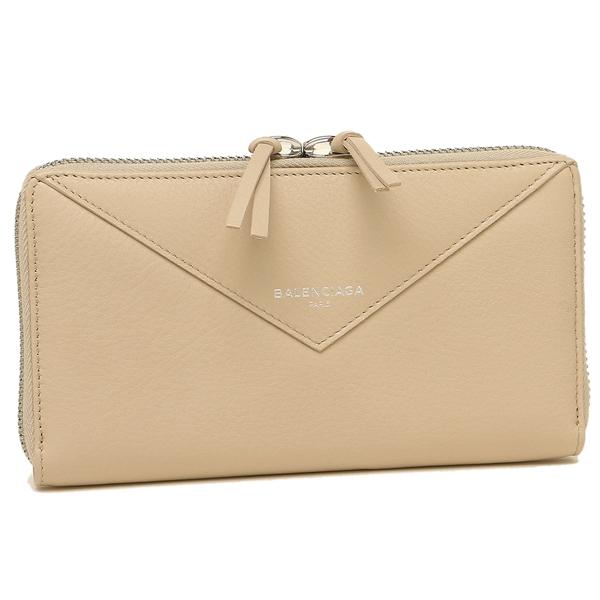 meilleure sélection 988a9 74bda バレンシアガ long wallet Lady's BALENCIAGA 381226 DLQ0N 2730 beige