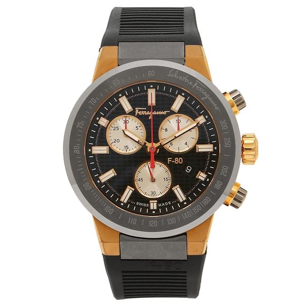フェラガモ 腕時計 メンズ Salvatore Ferragamo F55020014 ブラック