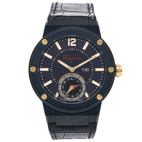 フェラガモ 腕時計 メンズ スマートウォッチ Salvatore Ferragamo FAZ010016 ブルー