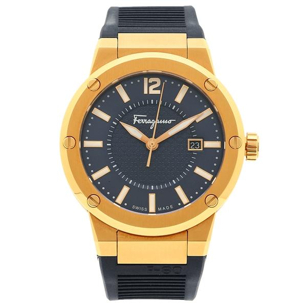 【2時間限定ポイント10倍】フェラガモ 腕時計 メンズ Salvatore Ferragamo FIF050015 ブルー