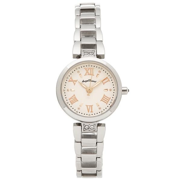 エンジェルハート 腕時計 レディース ANGEL HEART ST24SP ホワイト シルバー