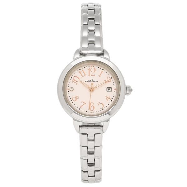 【6時間限定ポイント10倍】【返品OK】エンジェルハート 腕時計 レディース ANGEL HEART TT26SP ホワイト シルバー