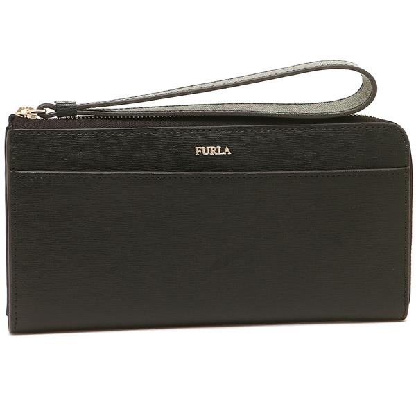 フルラ 長財布 レディース FURLA 942409 PU60 B30 O60 ブラック