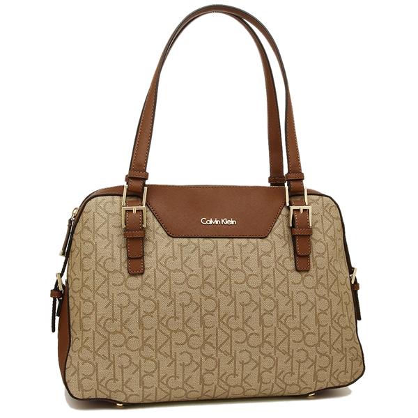 Calvin Klein Shoulder Bag Outlet Lady S H7adj6hh 3tx Beige
