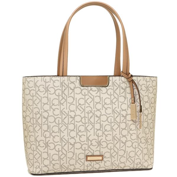 Calvin Klein Tote Bag Outlet Lady S H7dbj7db Ake White