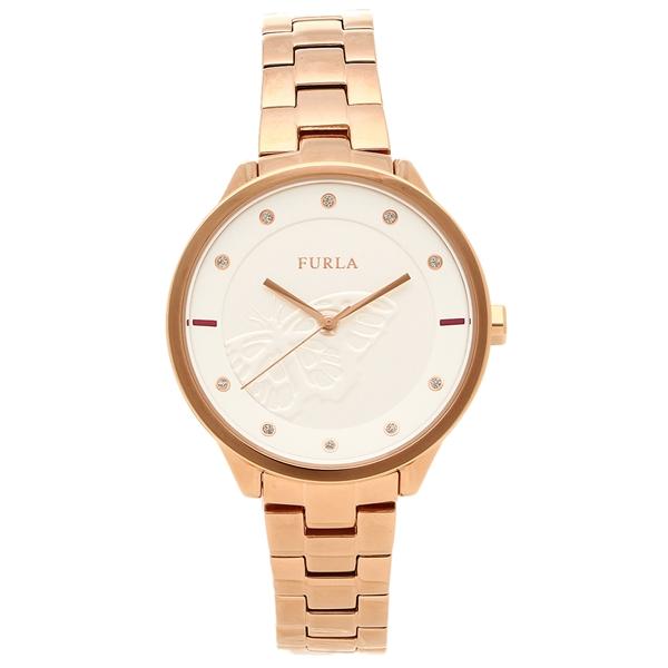 【2時間限定ポイント10倍】フルラ 腕時計 レディース FURLA R4253102521 ローズゴールド