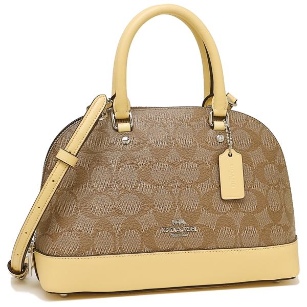 Coach Handbag Shoulder Bag Outlet Lady S F27583 Svnid Vanilla