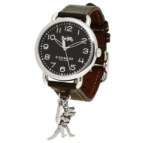 4b4666c18943 楽天市場】コーチ 腕時計 レディース COACH 14502742 ブラック シルバー ...