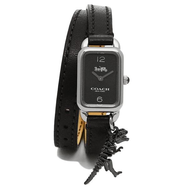 コーチ 腕時計 レディース COACH 14502776 ブラック シルバー